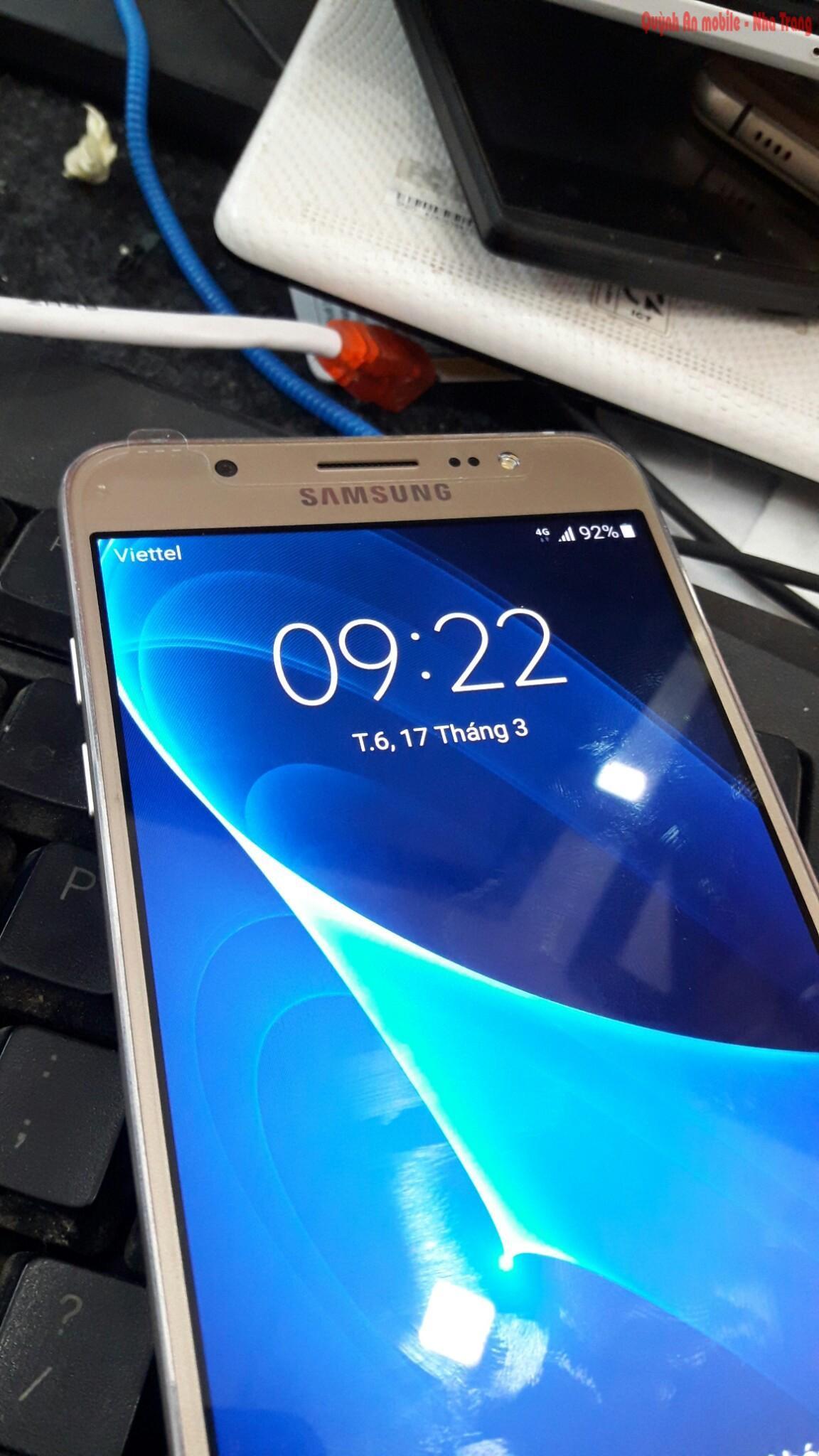 Samsung SM J710F sau khi được unlock sẽ nhận full sóng các nhà mạng tại Việt Nam, kể cả sóng 4G