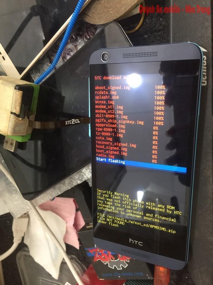Mở mạng, nạp tiếng Việt cho HTC Desire 626S tại Nha Trang chờ lấy ngay.