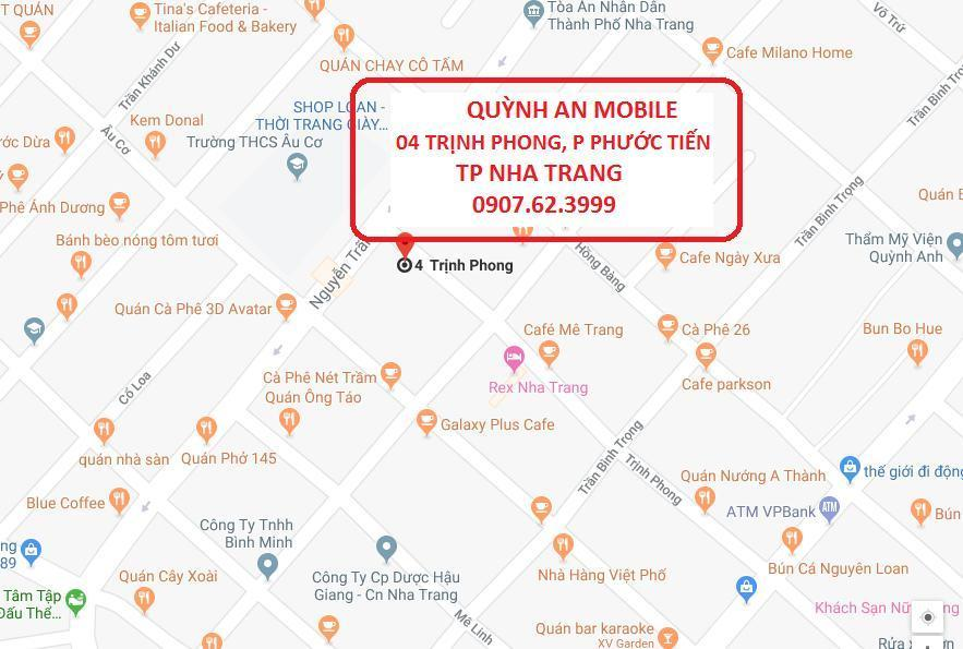 Quynh An Mobile address