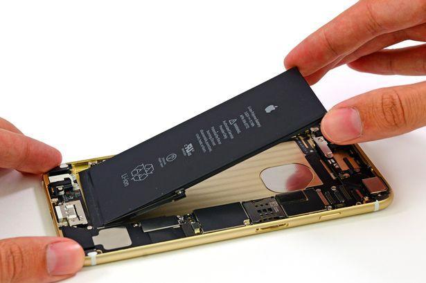 Thay pin iphone ưu đãi tại Quỳnh An Mobile Nha Trang