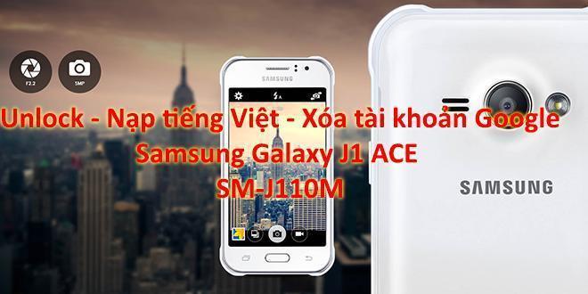 Galaxy j1 ace SM-J110M