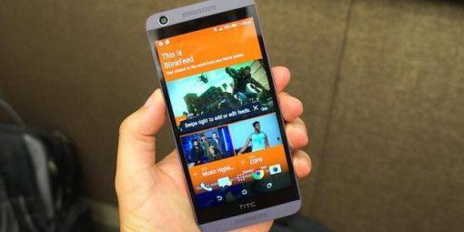 Thay màn hình cảm ứng HTC Desire 500 1