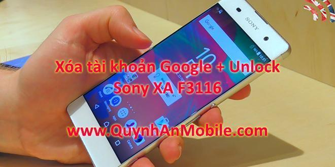 Xóa tài khoản Google Sony XA tại Nha Trang 5