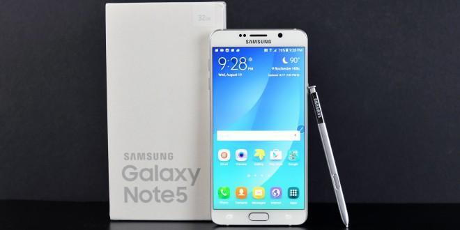 Nạp tiếng Việt – Unlock Samsung galaxy Note 5 tại Nha Trang