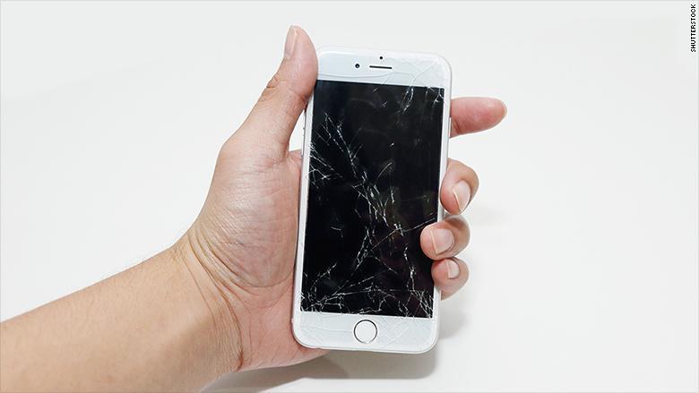 Thay mặt kính, ép kính iphone8 và iphone 8 plus