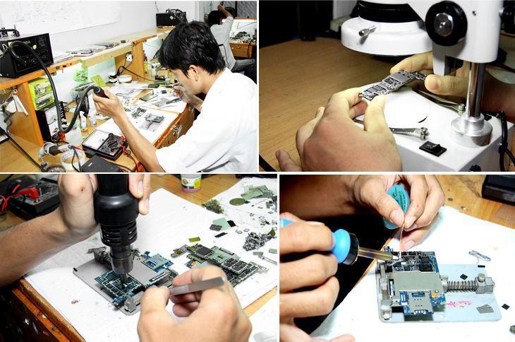 Đội ngũ Kỹ thuật tại Quỳnh An mobile