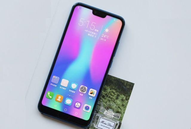 Honor 10 của Huawei.