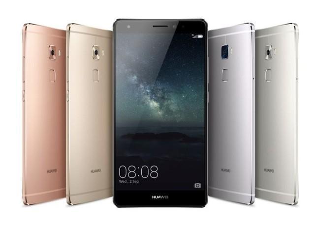 Giới thiệu điện thoại Huawei