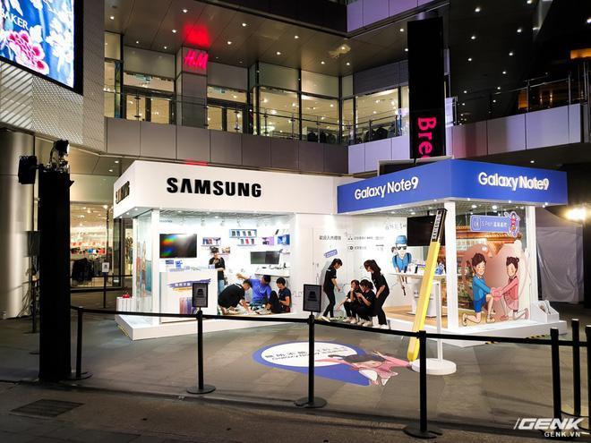 Đánh giá chi tiết camera Galaxy Note9 qua chuyến dạo chơi Đài Loan: chụp thiếu sáng ấn tượng, AI thực sự có ích - Ảnh 39.