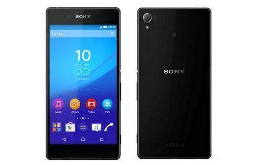 Thay màn hình mặt kính cảm ứng Sony Z4 1
