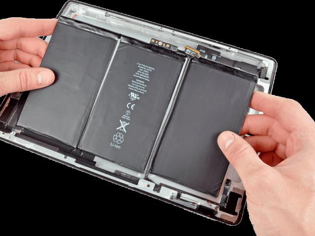 Kết quả hình ảnh cho Pin Ipad 4