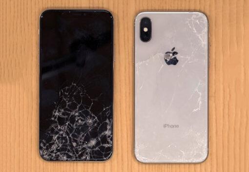 Thay mặt kính iPhone XS max tại Nha Trang 1