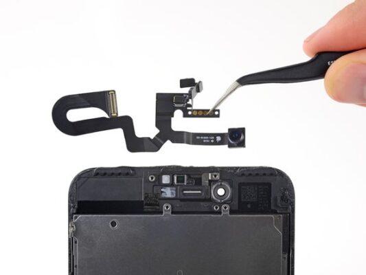 Thay camera trước iPhone 7 & IP 7 Plus giá tốt tại Nha Trang 6