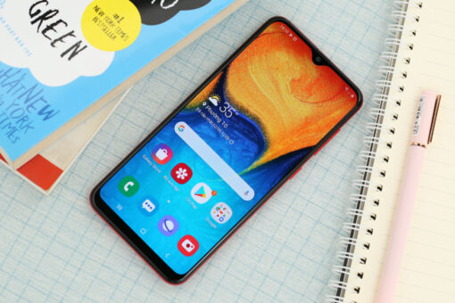 Thay màn hình Samsung A20 1