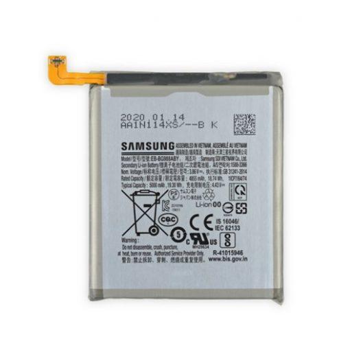 thay pin Samsung S20 Plus chính hãng giá bao nhiêu