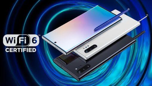 Thay ic wifi Samsung Galaxy Note 10 giá tốt tại Nha Trang 1