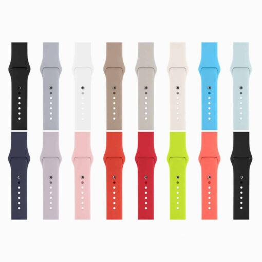 Dây đeo Apple Watch Size 38-40 đủ màu 1