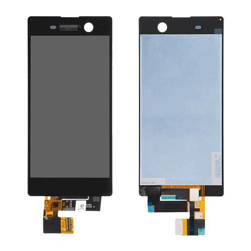 Thay màn hình mặt kính cảm ứng Sony M5 1