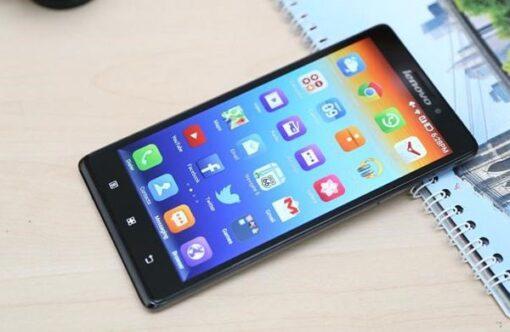 Thay mặt kính màn hình điện thoại Lenovo K910 tại Nha Trang 1