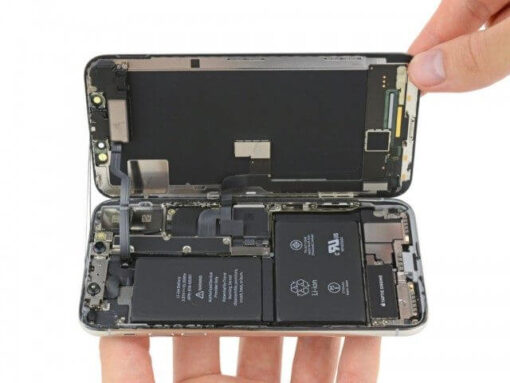 Sửa iphone xs max bị mất đèn flash tại Nha Trang 1