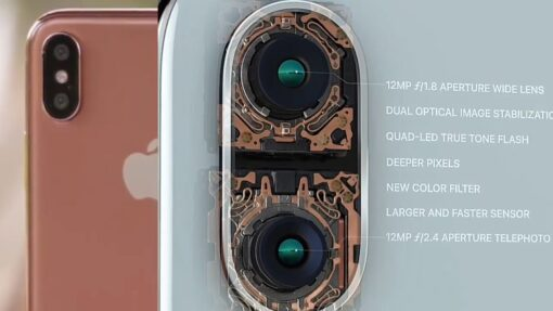 Sửa iphone X,XS,XR mất camera sau tại Nha Trang 1
