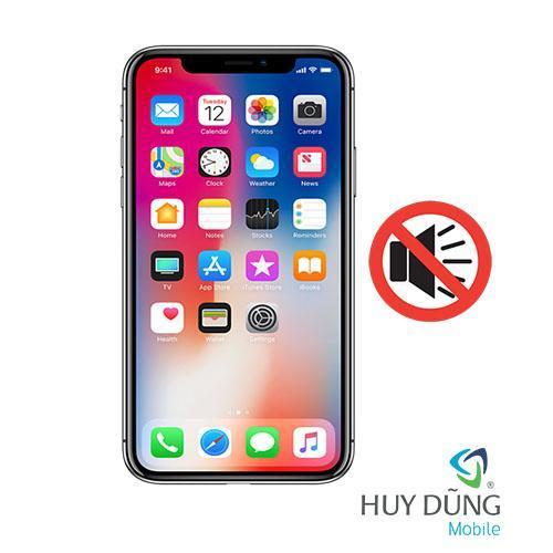 Sửa iphone X,XS,XR bị mất âm thanh toàn bộ tại Nha Trang 1