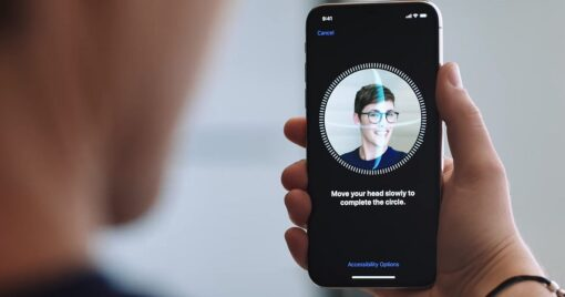 Sửa iphone X,XS,XR lỗi face ID tại Nha Trang 1