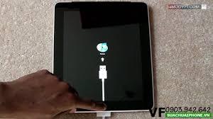 Sửa ipad mini 2 không nhận cáp sạc tại Nha Trang 1