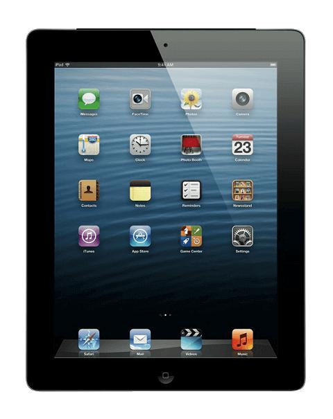 Sửa chữa iPad 4 treo cáp đĩa giá tốt tại Nha Trang 1
