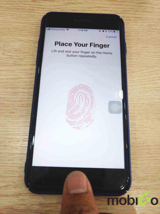 Sửa iphone 7,iphone 7 plus bị mất vân tay tại Nha Trang 1
