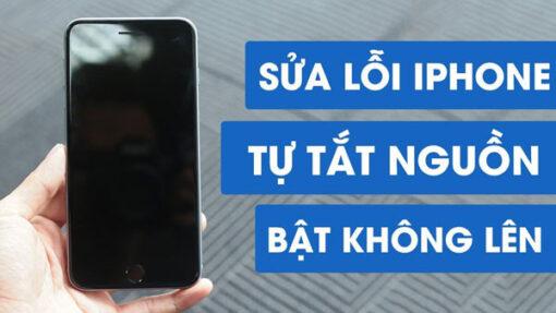 Sửa Iphone 8,iphone 8 plus bị mất nguồn tại Nha Trang 1