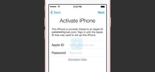 Sửa Iphone 8,iphone 8 plus không kích hoạt được tại Nha Trang 1