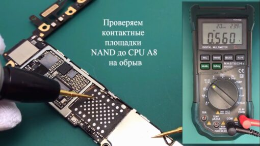 Sửa iphone x,xs,xR Restore lỗi 9/40/4013/4014 (ổ cứng) tại Nha Trang 1