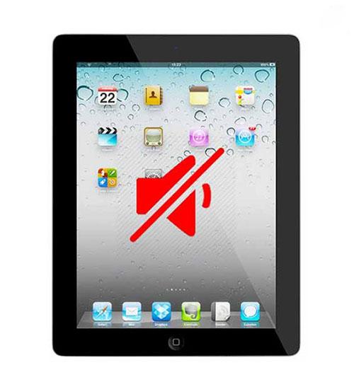Sửa iPad Air 1 mất âm thanh giá tốt tại Nha Trang 1