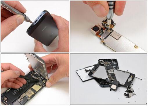 Sửa iphone xs max bị Restore lỗi 9/40/4013/4014 (ổ cứng) tại Nha Trang 1