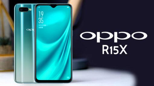 Thay màn hình full zin linh kiện có phản quang Oppo R15x 2018 (đen) 1