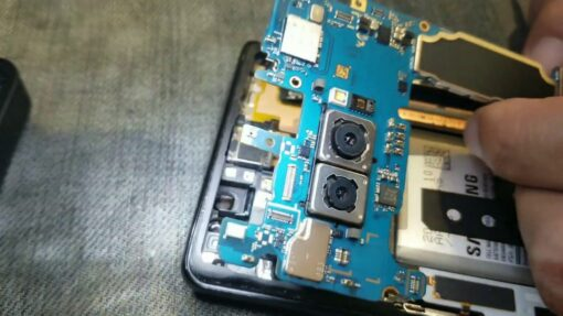 Sửa Samsung Galaxy Note 8 mất nguồn tại Nha Trang 1