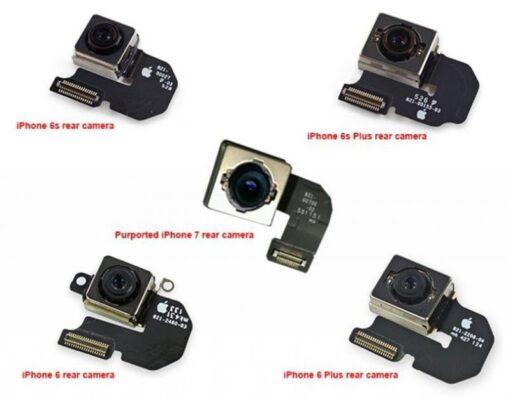 Thay mặt kính camera iphone 6 plus tại Nha Trang 1