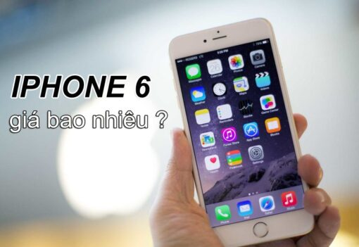 Điện thoại iphone 6 mua lại 1
